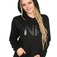 """Women's """"INK"""" Hoodie by InkAddict (Black Collection)"""