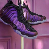 Air Foamposite One Purple Sneaker Shoe 40-47
