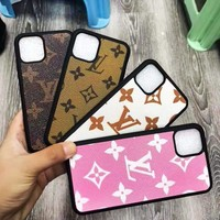 Louis vuitton selling glitzy printed iPhone cases for casual couples