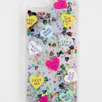 iPhone 6/6S Glitter Expression Heart Case   Phone Cases   rue21