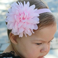 Kids Baby Girl Toddler Flower Hair Band Head wear Headband Accessories