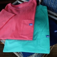 The London Trading Company - Southern Tide Pocket T in T-Shirts