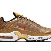 HCXX Nike Air Max Plus Metallic Gold