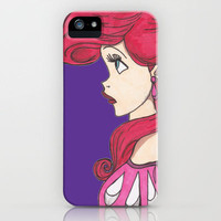 Ariel.  iPhone Case by Nic Moore   Society6