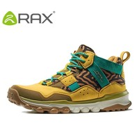 RAX Women's Hiking Shoes Waterproof Hiking Boots For Men Women Outdoor Breathable Walking Shoes Winter Boots for Mountaineering