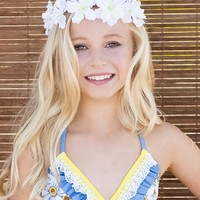 California Kisses WILD FLOWER CAMISOLE TOP - Whats New