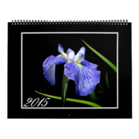 2015 Assorted Flower Calendar