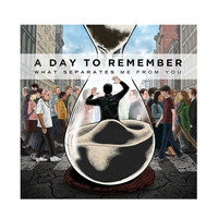 A Day To Remember - What Separates Me From You Vinyl LP Hot Topic Exclusive