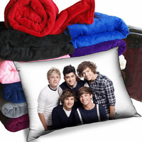 all one direction Pillow - pillow that will make you sleep more and more pillow case adorabel bedroom,heppy bedroom and heppy sleeping.