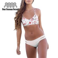 TOP New Sexy Printing Bikini Set Women Swimsuit Brazilian Biquini Swimwear Bathing Suit Bikinis Beach Suit HD20 MP