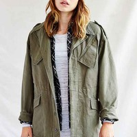Urban Renewal Dutch Surplus Jacket- Green