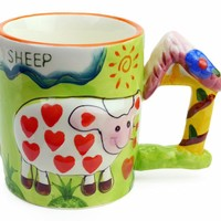 Cup With Sound of Animal: Sheep