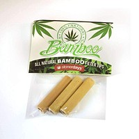 BAMBOO FILTER TIPS (MEDIUM)