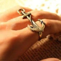 anchor double ring