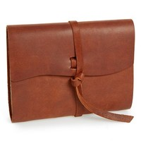 Rustico 'Good Book' Leather Journal