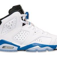Jordan 6 Sport Blue White Retro (GS)