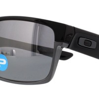 OAKLEY Sunglasses TWO FACE (OO9189-01) Polished Black 60MM
