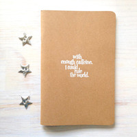 Notebook: Funny, Humor, Coffee, Caffeine, Stocking Stuffer, Journal, For Him, For Her, Coffee Lover, Jotter, White, Unique, Gift, Kraft
