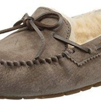 UGG Women's Dakota Metallic Slip on Slipper