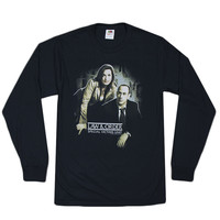 LAW & ORDER: SVU HELPING VICTIMS LONG SLEEVE TEE