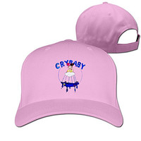 Melanie Martinez Hat Unisex-Adult Hip-Pop Ball Cap Pink