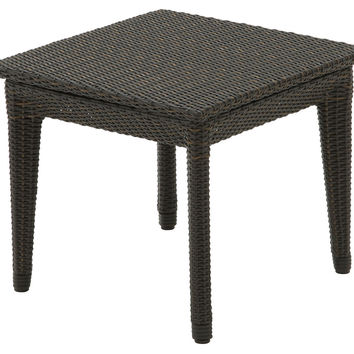 Pacific Square Side Table, Outdoor Side Tables