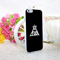 Fall Out Boy FOB Phone Case for iPhone 4 4S 5 5S 6 6s Plus