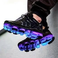 Nike Air Max Vapormax Plus TN fashion men and women breathable cushioning shoes