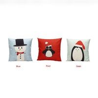 Christmas Festival Pillow Case cushion Cover