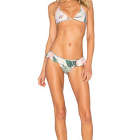 Lovers + Friends Tropical Oasis Bottom in Ivory Floral   REVOLVE