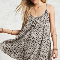 Floral Cami Shift Dress - Dresses Under $25 - 2000091408 - Forever 21 Canada English