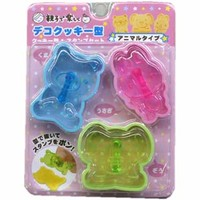 Deco Animal Cookie Cutter & Face Stamp