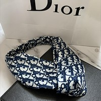 DIOR Fashion New More Letter Cross Personality Leisure Women Men Headband
