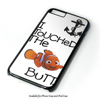 Finding Nemo Address Design for iPhone and iPod Touch Case