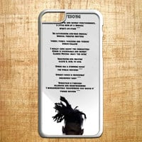 Back Off Love Song for iphone 4/4s/5/5s/5c/6/6+, Samsung S3/S4/S5/S6, iPad 2/3/4/Air/Mini, iPod 4/5, Samsung Note 3/4, HTC One, Nexus Case*PS*