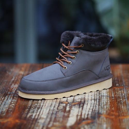 Image of Boys & Men UGG Fashion Wool Snow Boots Shoes