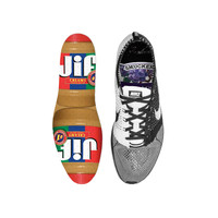 Peanut Butter Jelly Jif Smuckers Custom Insoles