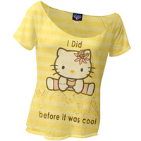 Hello Kitty - Guru Juniors T-Shirt