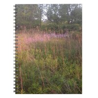 Hint Of Lavender Notebook