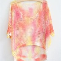 Soft Knitted Blouse for Women from topsales