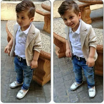 Kids Boys Girls Baby Clothing Products For Children = 4445941188