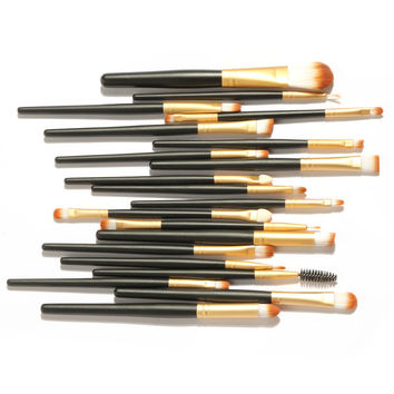 20Pcs Makeup Brushes Set with Drawing Bag
