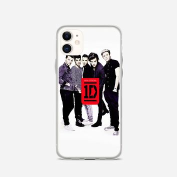 1D One Direction iPhone 11 Case
