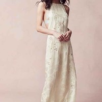 Out From Under Robyn Eyelet Maxi Slip