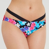 By Caprice, Selene Floral Print Bikini Brief at figleaves.com
