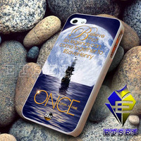 Once Upon a Time Captain Hook Believe 2 201 For iPhone Case Samsung Galaxy Case Ipad Case Ipod Case
