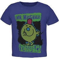 Mr. Men - Mr. Mischeif Nothing But Juvy T-Shirt