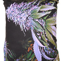 I Bud You by Personal Stash Home Goods Purple Diesel Pillowcase