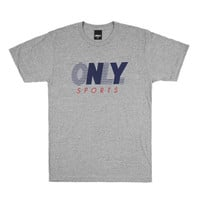Only: Sprint Shirt - Athletic Heather Grey
