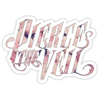 Pierce The Veil sticker